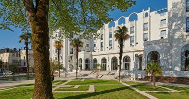L'Hôtel Splendid de Dax, une institution renommée