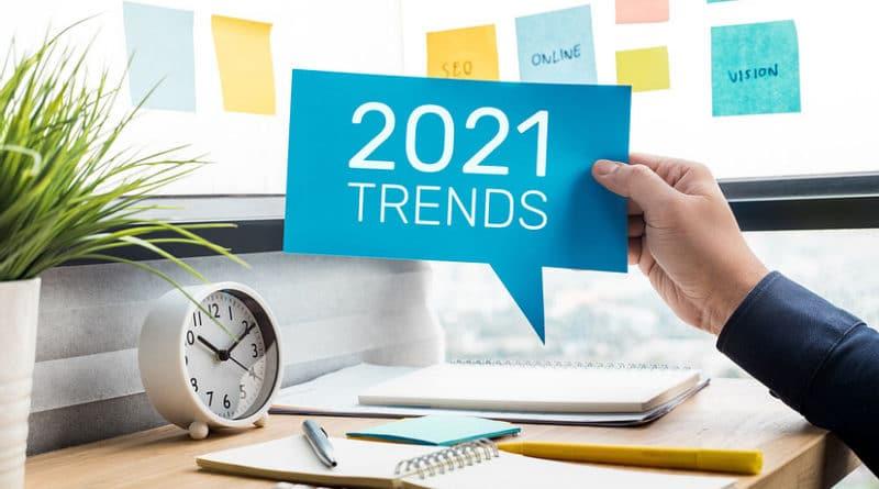 Prochaines tendances pour 2021