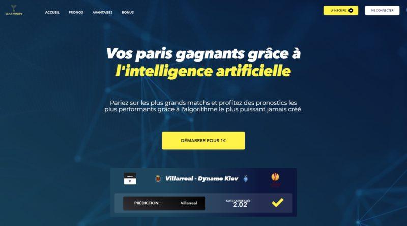 datawin avis sur algorithme paris gagnants grace a intelligence artificielle