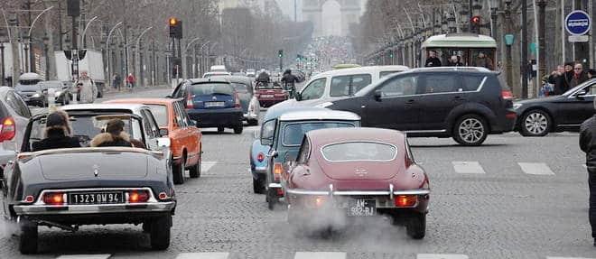 interdiction de la vente des voitures thermiques en 2035